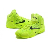 Nike Lebron 11 XI P.S. Elite GreenYellow
