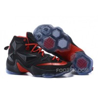 Cheap To Buy Nike LeBron 13 Grade School Shoes Bred
