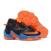 Cheap To Buy Nike LeBron 13 Grade School Shoes Okc