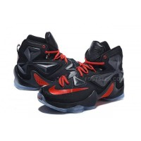 Lebron 13 Lebron James 2016 Shoes Black Red
