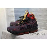 LeBron 15 Cavs 40-46 Free Shipping