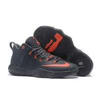 Authentic Nike LeBron Ambassador 9 Black Red