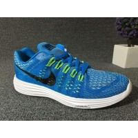 NIKE LUNAR TEMPO Blue White Cheap For Sale