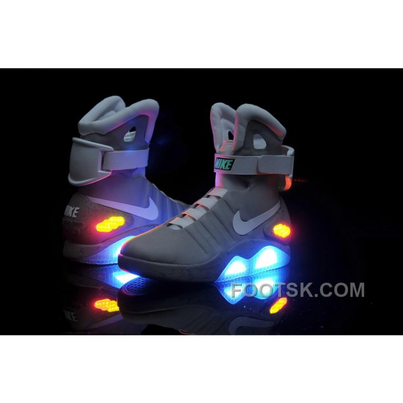 "2016 NIKE MAG ""Back To The Future"" 41-47 Cheap To Buy ..."