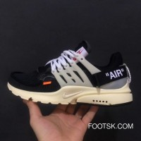 NIKE X OFF-WHITE AIR PRESTO THE TEN AA3830-001 Cheap To Buy