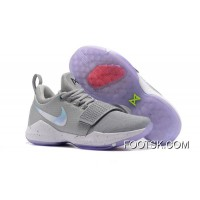 Nike PG 1 '2K' Cool Grey White First Signature Shoes Top Deals Tw8ji