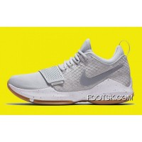 Nike PG 1 Pure Platinum/Wolf Grey-University Gold Best Rhcz4j