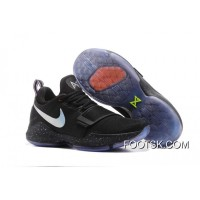 Nike PG 1 'Pre-Heat' Black/Black-Multi-Color Lastest Aext6
