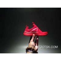 Nike PRESTO EXTREME(TD) All Red Super Deals