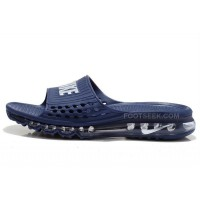 Cheap Nike Air Max 2015 Summer Sandals Midnight Blue For Sale Hot