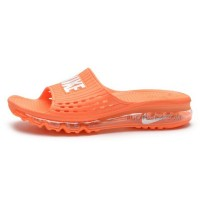 Nike Air Max Sandals 2015 Mens Orange Silver Size 7 To Size 12 Hot