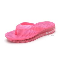 Girls Nike Air Max 2015 Slide Sandals Flip Flops Slipper Pink Sale