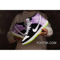 "Nike Dunk High PRM SH ""Send Help 2"" 2 # #SB Best"