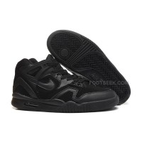 Hot Nike West 2 Low All Black
