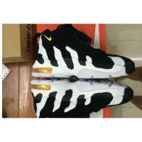 New Arrival Nike Air DT Max 96 Black White Varsity Maize