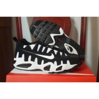 New Arrival Nike Air Max NoMo Black And White For Men And Women Free Shipping
