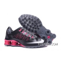 NIKE SHOX 808 Black Women Top Deals