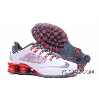 CY NIKE SHOX 808 White Red Top Deals