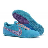 Elastico Finale Ii Indoor Soccer Shoes Laser Blue Volt Bright Citrus