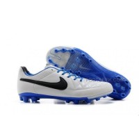 Nike Tiempo Legend Elite Ag White Blue Black