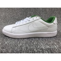 Nike Tennis Classic Ultra Leather 36-44 White Green New Style