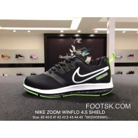 Nike Zoom Winflo 4 5 Shield 921704-400 Size 40 41 42 43 44 45 90204350Mh Cheap To Buy