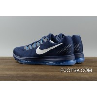 Nike Zoom All Out Low Men Shoes Blue New Release