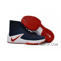 """USA Away"" Nike Zoom Clear Out Blue White/Red Discount Kpa4zHK"