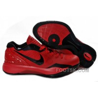 Nike Zoom Hyperfuse 2011 Griffin Low Red Black NZH0665 Online