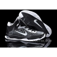 Nike Zoom Hyperfuse X James 10 Black Silver NZH0619 Discount