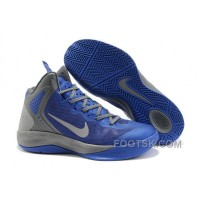 Nike Zoom Hyperfuse 2012 Blue Gray NZH0644 Super Deals