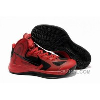 Nike Zoom Hyperfuse 2012 Red Black NZH0660 Super Deals