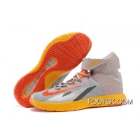 Nike Zoom Hyperrev KYRIE IRVING Wolf Grey/Team Orange/Cool Grey Cheap To Buy