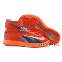 Nike Zoom Hyperrev KYRIE IRVING Team Orange/Metallic Silver Lastest