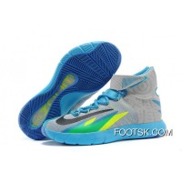 Nike Zoom Hyperrev KYRIE IRVING Grey/Vivid Blue-Game Royal-Black For Sale