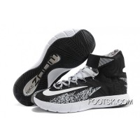 Nike Zoom Hyperrev KYRIE IRVING Black/White-Metallic Silver Best