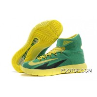 Nike Zoom Hyperrev KYRIE IRVING Apple Green/Yellow Streak Discount