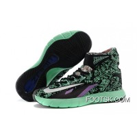 "Nike Zoom Hyperrev KYRIE IRVING ""All-Star"" PE Minty Green/Black-Purple Lastest"