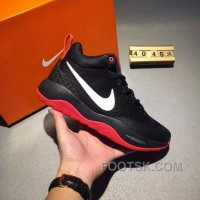 Nike Zoom HyperRev EP 2017 Black Red Authentic