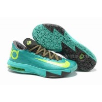 Nike Zoom KD 6 Sport Turquoise/Grey Discount Online