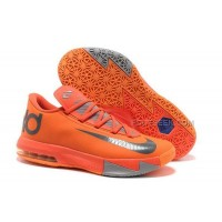 Nike Zoom KD 6 Total Orange Discount Online