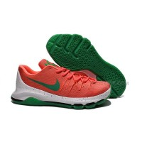 Discount New Sale Nike KD 8 Red/Green-White