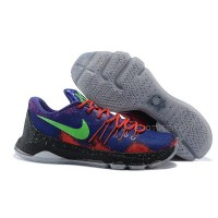 "Discount On Sale New Custom Cheap KD 8 Shoes ""Spray Paint"" Online"