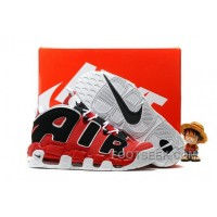 Nike Air More Uptempo OG Hoop Varsity Red/Black-White DDaPS
