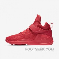 NIKE KWAZI HIGH ALL RED MENS AND WOMENS 844839-660 For Fall