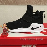 NIKE KWAZI HIGH Black White 844839-002 Discount