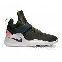 NIKE KWAZI High Cargo Khaki Men And Women Discount