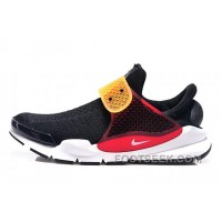 Nike X Fragment Design Sock Dart SP Black Tapered Couple Casual Shoes 2017 New