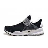 Nike X Fragment Design Sock Dart SP Black White Free Shipping