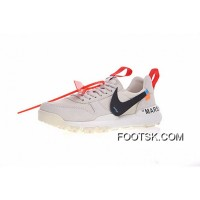Creative Three Parties To Be Off White X Tom Sachs Yar Nikecraft Mars Astronauts Heavens 2 0 Limited Jogging Shoes Ow White Black Suede M Orange Aa2261-100 New Style